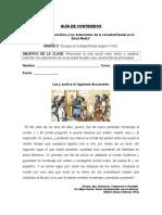 Guia Los Senores Los Vasallos y Los Estamentos de La Sociedad Feudal en La Edad Media 38055 20170202 20150720 111412