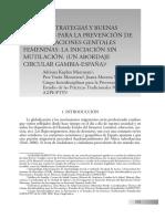Mutilaciones Genitales Femeninas-DDHH-Salud - Genero