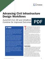Civil 3d Infraworks 360 Benchmark Study Dynamic Duo En