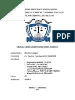 Aborto en medicina legal