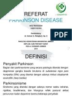 Referat Parkinson Saraf