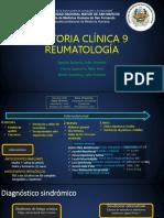 Caso Clínico Reumatologia