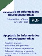 Apoptosis en enfermedades degenerativas