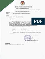 202. Und Apel Gelar Pasukan Pengamanan Kampanye PPK & PPS-1