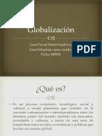 Globalizaciòn