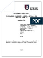 Trabajo Final Modelos de Selección de Proveedores Final