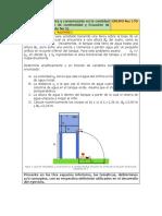 Ejercicio Hidrostática y Conservación en La Cantidad de Flujo (1)