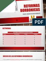 REFORMAS BORBONICAS