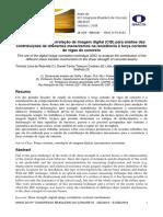 Uso da técnica de correlação de imagem digital (CID) para análise das contribuições de diferentes mecanismos na resistência à força cortante de vigas de concreto