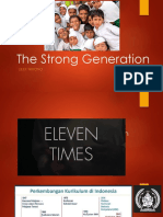 The Strong Generation