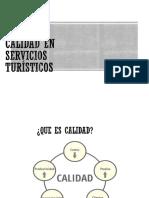 calidad de servicios