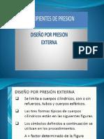 Diseño Por Presion Externa