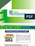 Programa de Seguridad Del Paciente