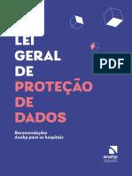cartilha LGPD para hospitais