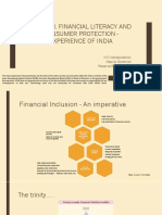 Session 8-2-FinTech, Financial Literacy and Consumer Protection in India by Shri N.S. Vishwanathan