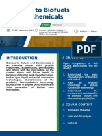 Brochure - Biomass to Fuels and Chemicals (1)
