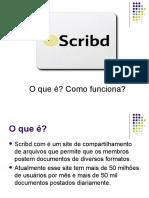 O que é e como funciona o Scribd.com?