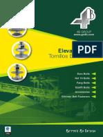 4b Braime Elevator Bolts Catalogue