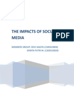 THE IMPACTS OF SOCIAL MEDIA.doc