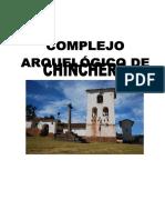 Monografia de Chinchero