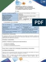 Guia de actividades y rúbrica de evaluación - Tarea 2. Dualidad y análisis post-óptimo 2019-4.docx