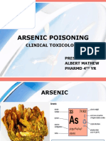 Arsenic Poisoning
