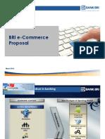 E Commerce Proposal Untuk Eksternal
