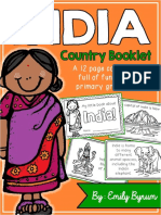 india country booklet