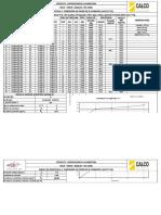 12. Dosificación H 35 Tipo P 470 Cemento IP 30