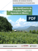 Manual de Identificación de Las Principales Plagas Del Aguacate v.1 2018 Pub