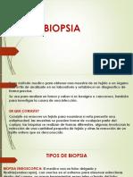 La Biopsia