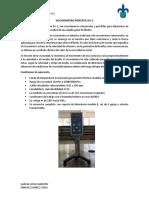 Viscosimetro Portátil Dv