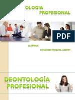 Deontologia Profesional - Tasacion