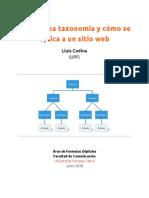 taxonomia edardo
