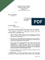 MOTION FOR POSTPONEMENT.docx