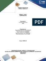 Unidad 2 - Fase 3 - Comprobación