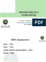 Updated BMK Slides Lesson Plan 1 and 2