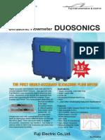 Duosonics Brochure 2011(ECXNO632d)