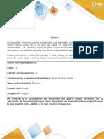 Ficha 3 Fase 3. Psologia Evol