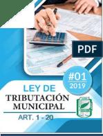 Grupo 1 Impuestos Municipales 1 Al 20