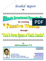 Investment Plan to Earn Monthly From Rs.10,000 to Rs.50,000 Passively.