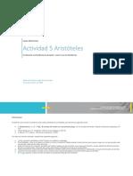 Actividad 5 Aristoteles