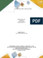 Matriz Evaluación y Coevaluación