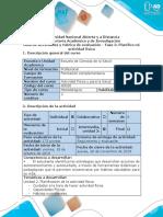 Guía de actividades y rúbrica de evaluación - Fase 3. Planifico mi actividad física (2).pdf
