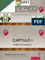 PPT Comportamiento Organizacional y La Productividad Laboral