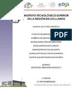 manual de operacion de app tabla periodica