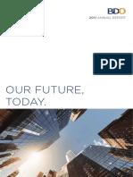 BDO 2017 Annual Report