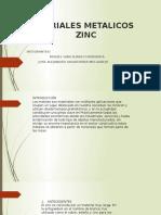 MATERIALES METALICOS ZINC.pptx