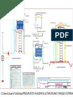Plano Tanque Cisterna.dwg 2019-Model