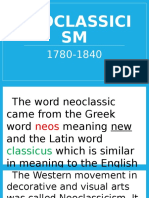 Neo Classicism